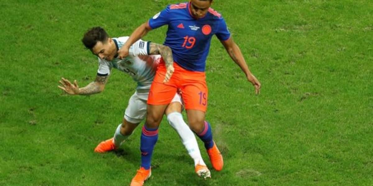 Confirman que lesión de Muriel lo deja por fuera de la Copa América