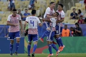 Paraguay vs Catar