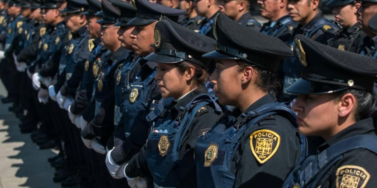 Buscan que alcaldías tengan control total de la policía