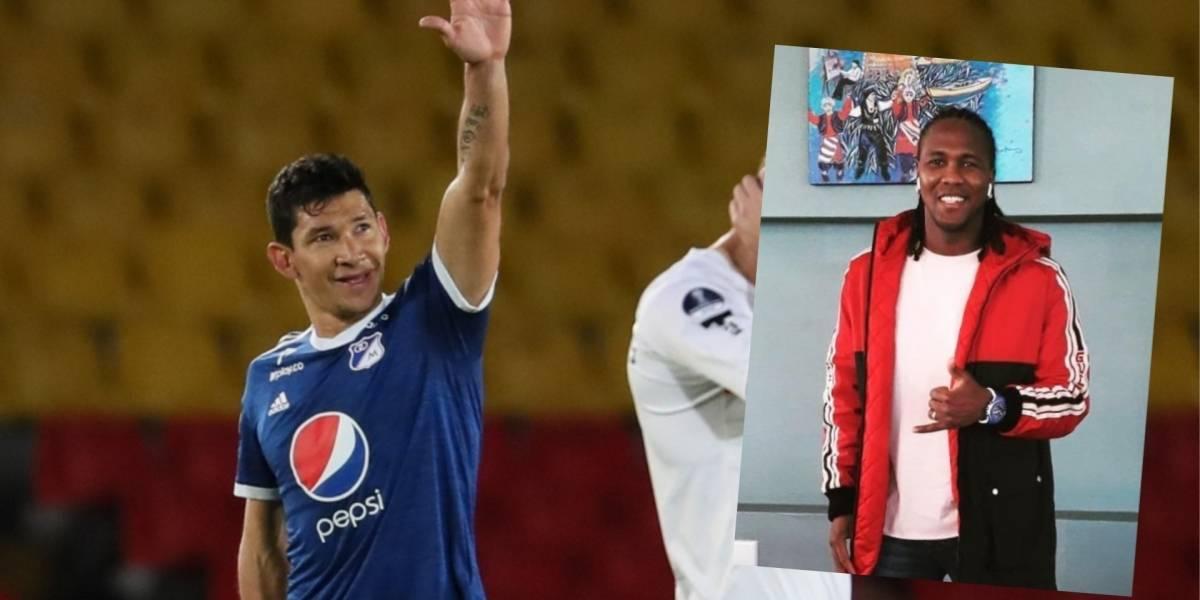 Roberto Ovelar anunció su salida de Millonarios