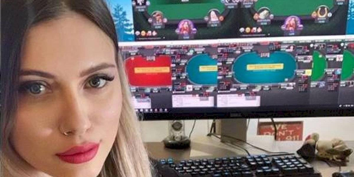 Estrella rusa del póker muere electrocutada en el baño de su casa