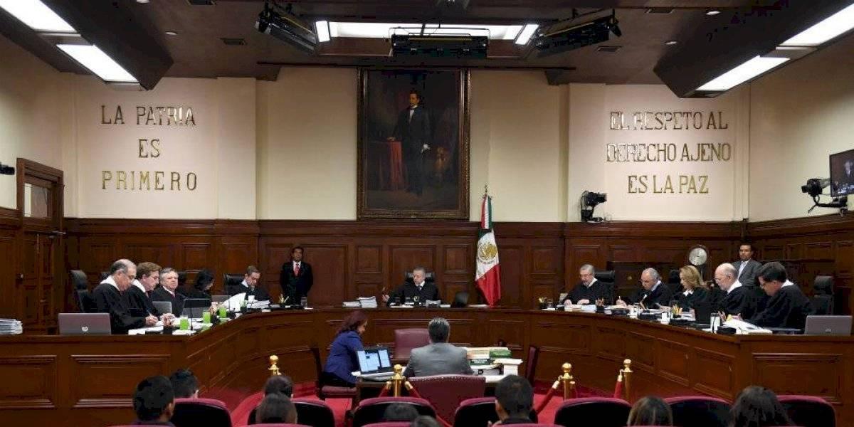 SCJN desecha dos controversias contra 'Ley Bonilla'