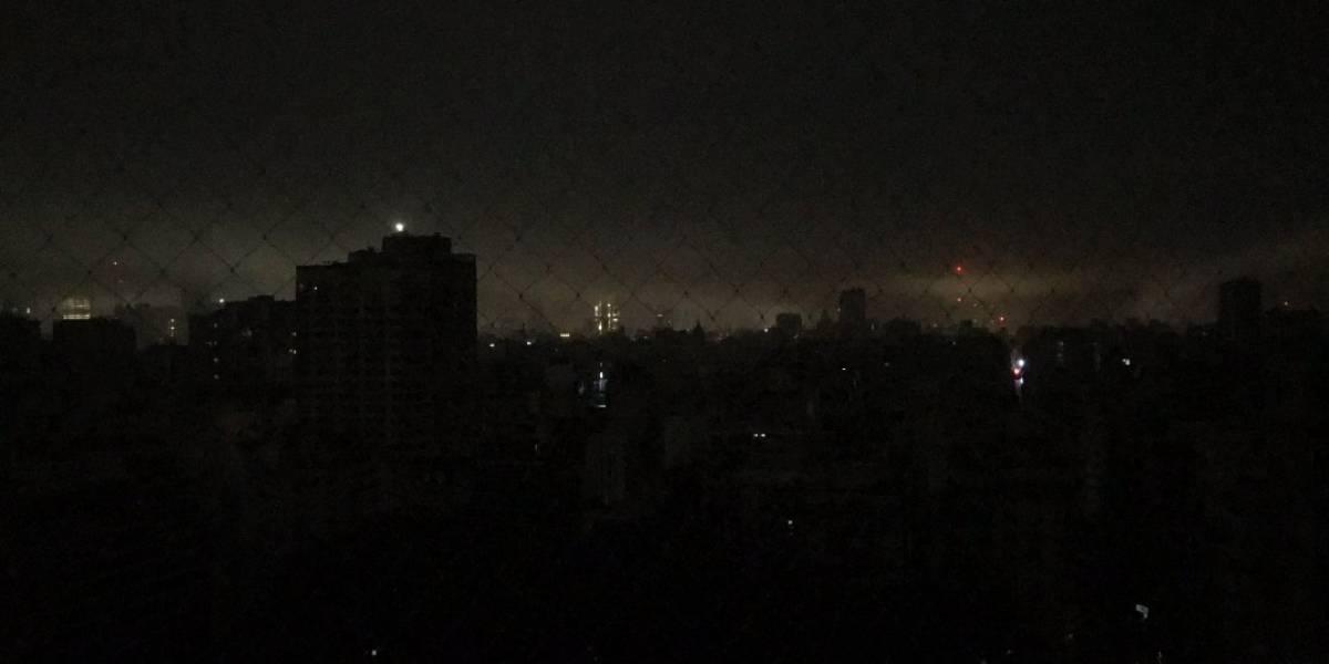 Argentina y Uruguay se quedan sin luz por apagón generalizado