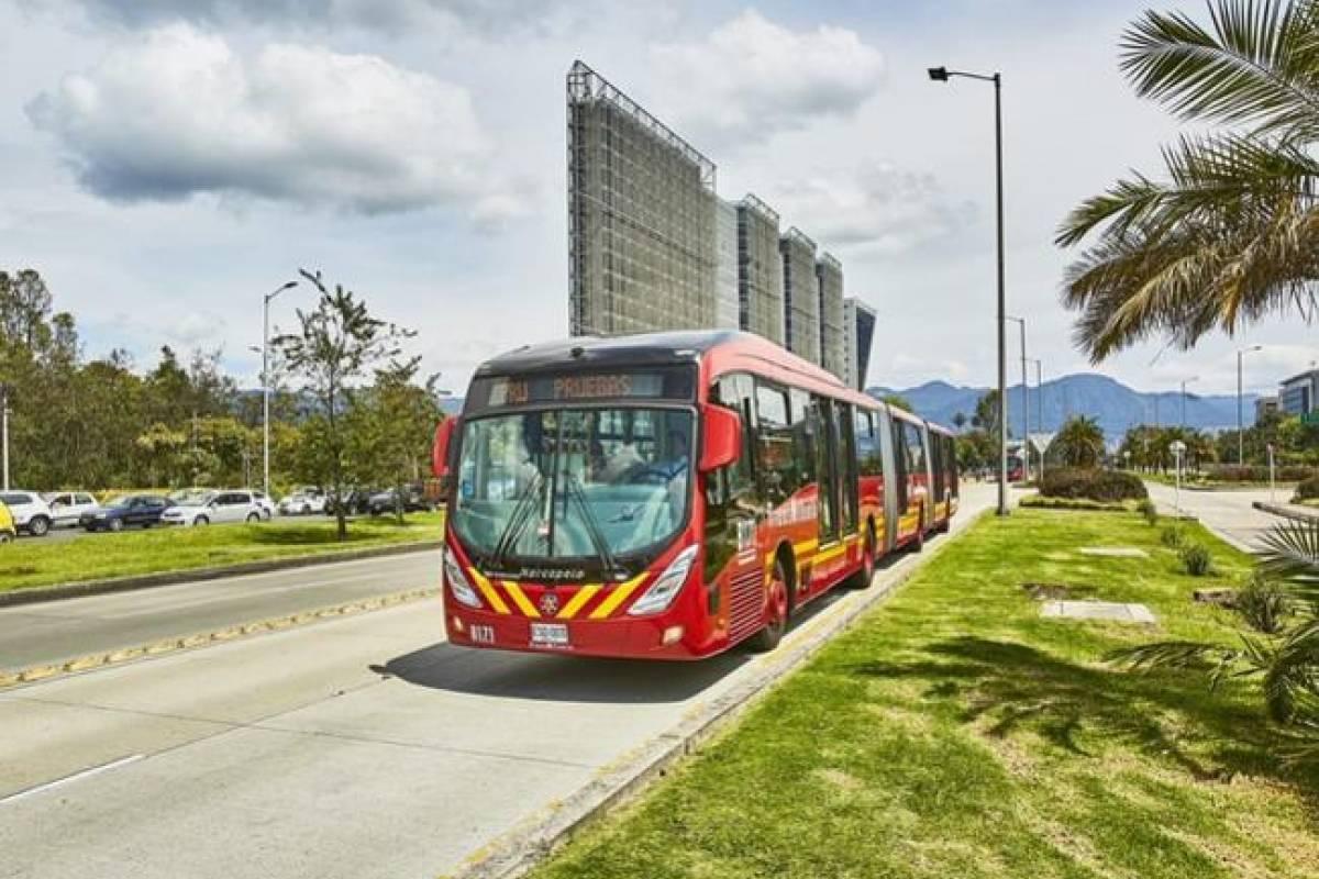 Noticias Con Patinetas Electricas Asi Podran Terminar Sus Trayectos Los Usuarios De Transmilenio De La Troncal De La Calle 26 Publimetro Colombia