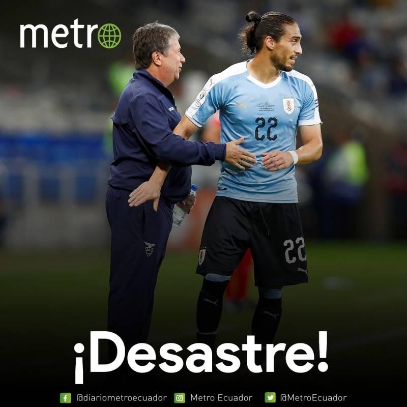 Ecuador y Uruguay