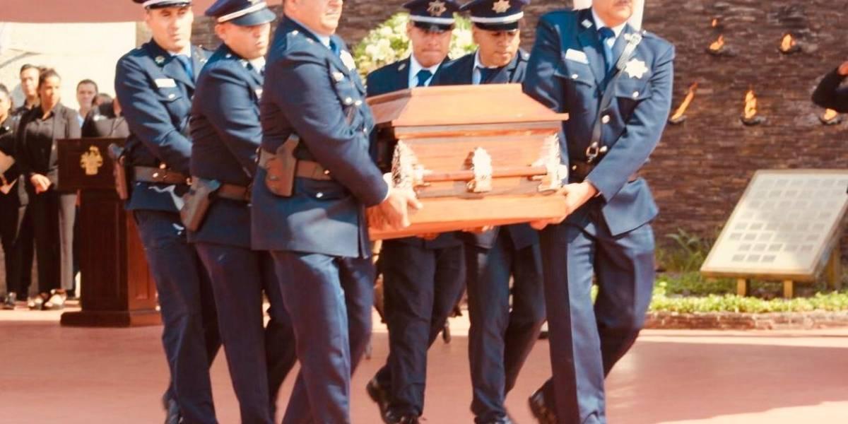 Reconocen que no se midieron los riesgos en caso de policía asesinado