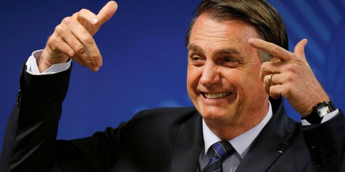 Bolsonaro pretende revelar informações ditas 'reais' sobre desmatamento ainda hoje