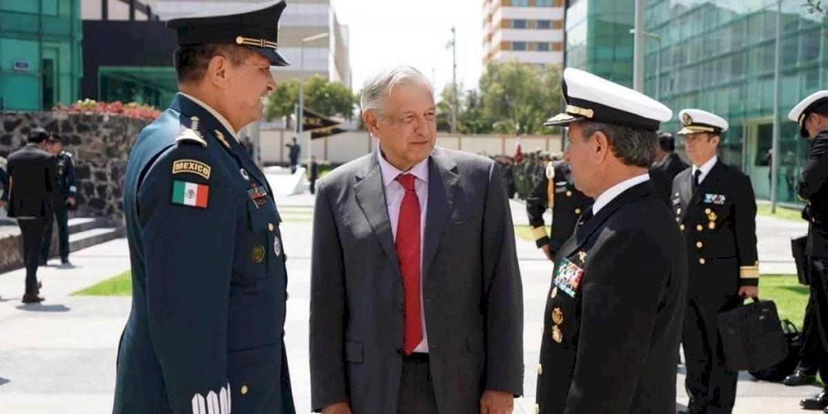 AMLO pide ayuda a comandantes para apuntalar Guardia Nacional
