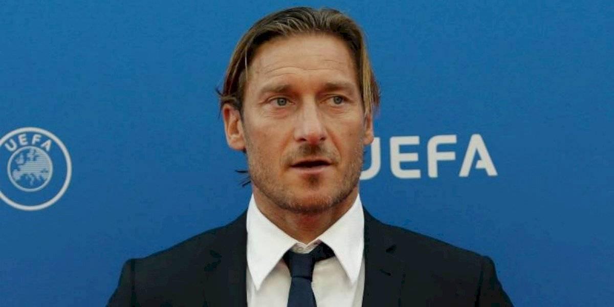 """Francesco Totti renunció a la Roma: """"Me prometieron muchas cosas, pero ninguna se cumplió"""""""