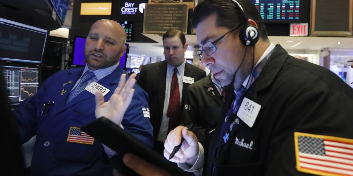 Wall Street cumplió su segunda semana en racha y las acciones fueron al alza