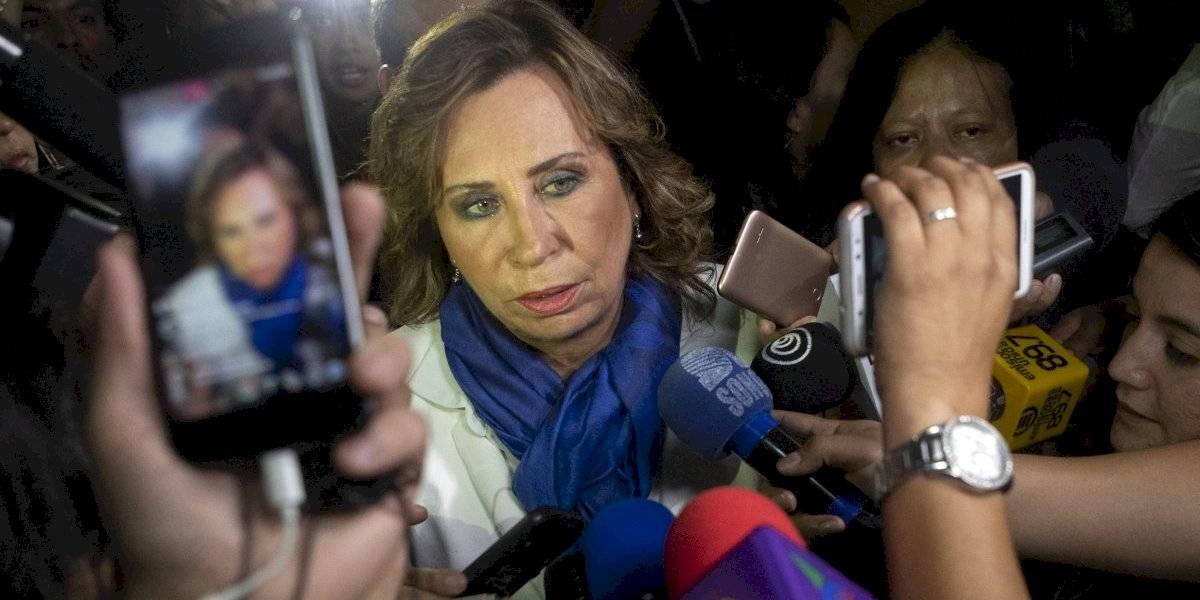 Ex primera dama lidera en Guatemala, pero habría segunda vuelta