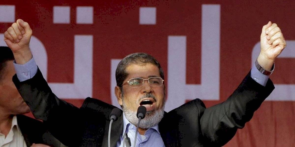 Ex presidente egipcio murió en pleno juicio