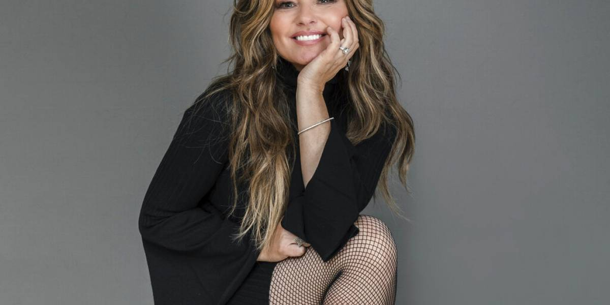 Shania Twain anuncia nueva residencia musical en Las Vegas