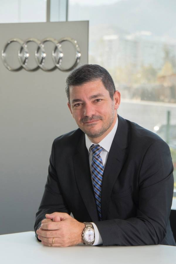 Audi Juan José Domínguez