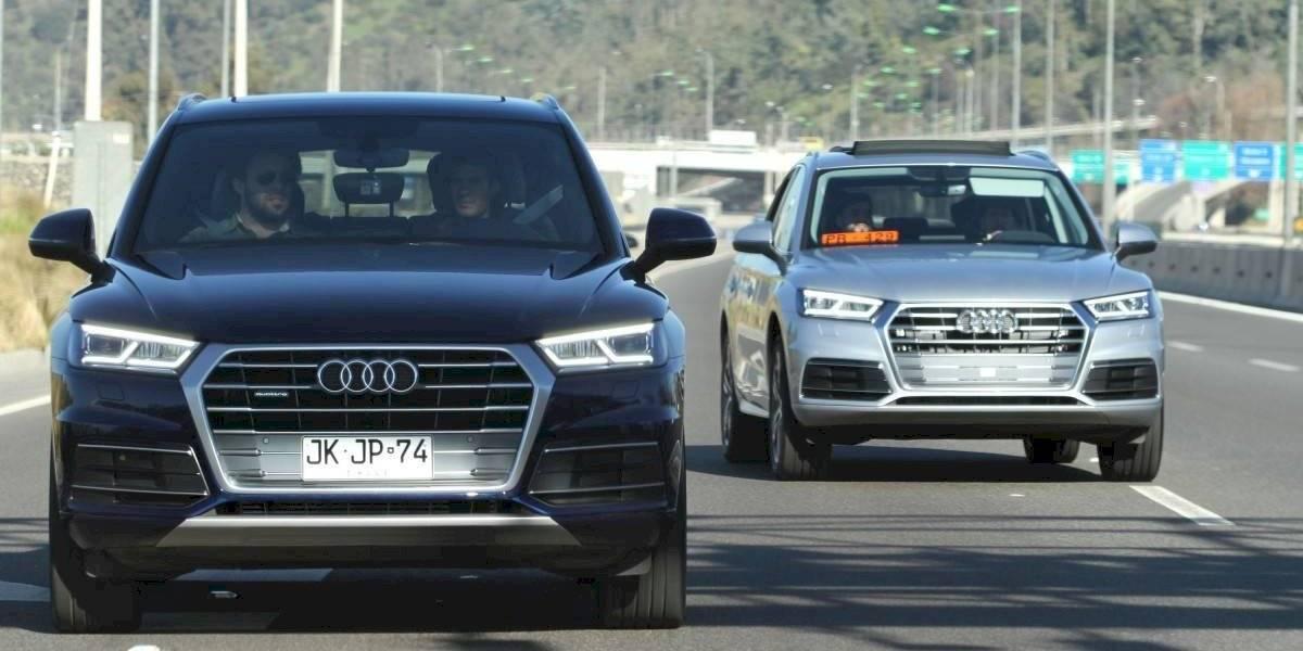 Audi Chile anuncia cambios en su cúpula directiva