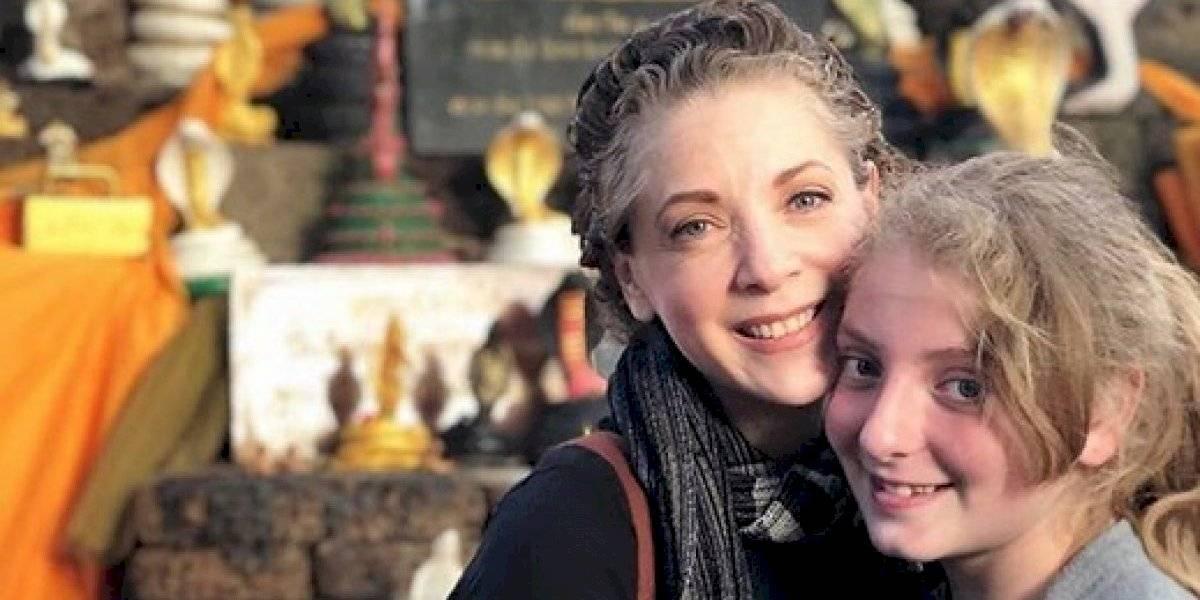 """""""Tomadas de la mano recorramos el mundo"""": la estremecedora carta que Edith González dejó a su hija de 14 años"""