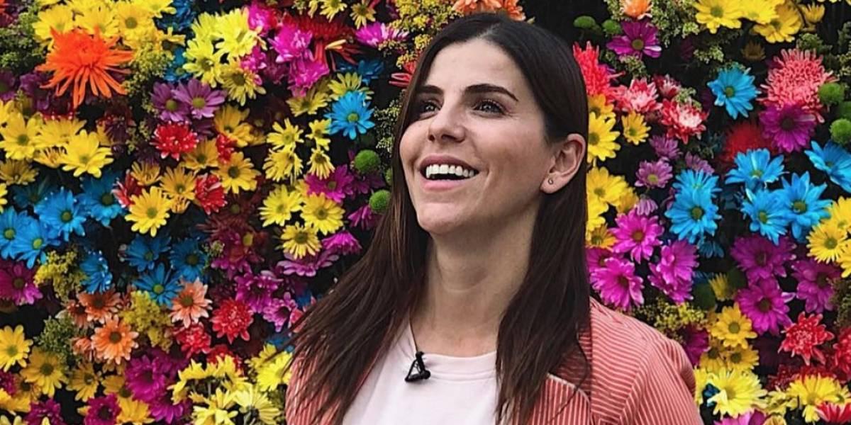 ¡De infarto! María Fernanda Yepes publicó fotos en bikini para celebrar su primer millón de seguidores en Instagram