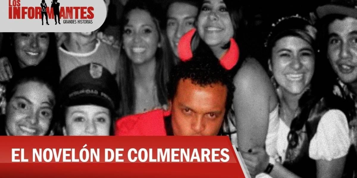 Los gruesos insultos a Canal Caracol por revelar las fotos del cuerpo de Colmenares