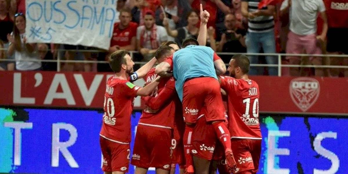 Messi ficha con el Dijon de Francia