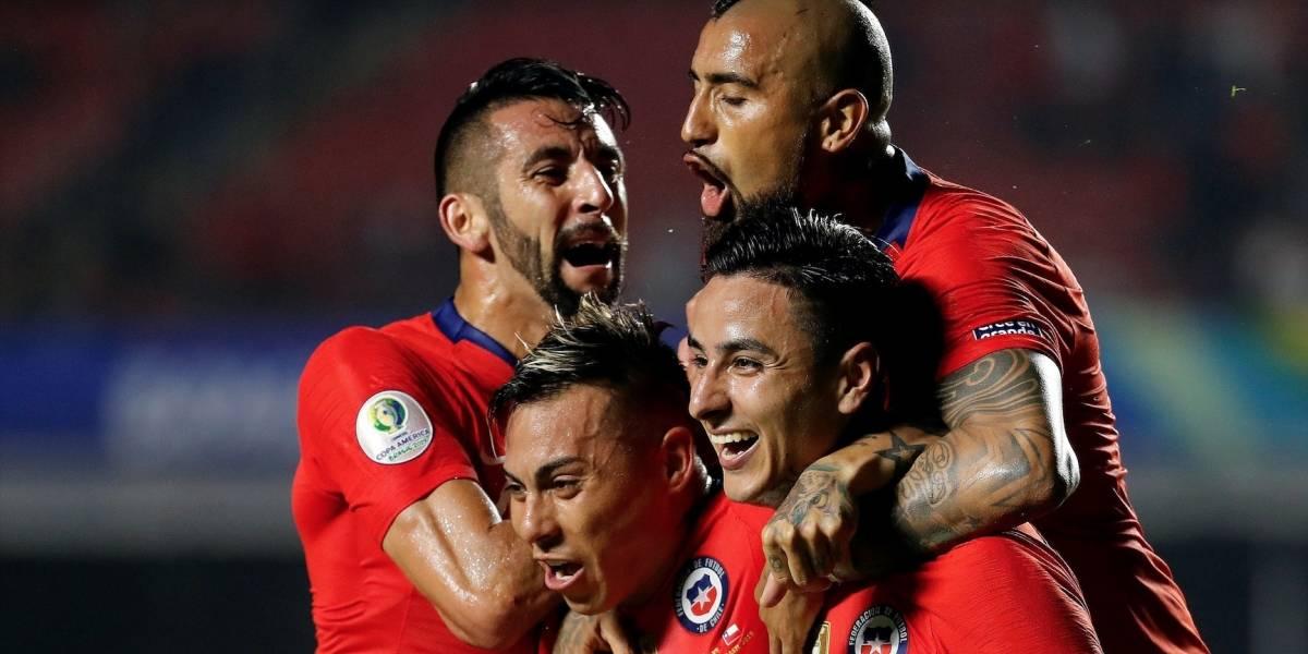 ¡La furia roja! Chile debutó con contundente goleada sobre Japón en Copa América