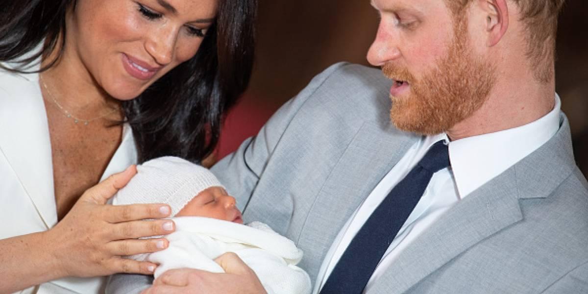 La publicación del príncipe Harry por el Día del Padre