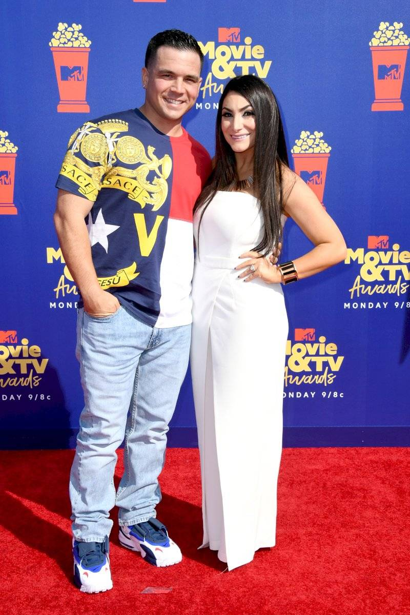 Chris Buckner y Deena Nicole Getty Images