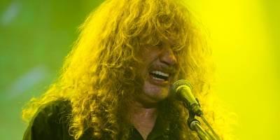 Dave Mustaine, líder de Megadeth