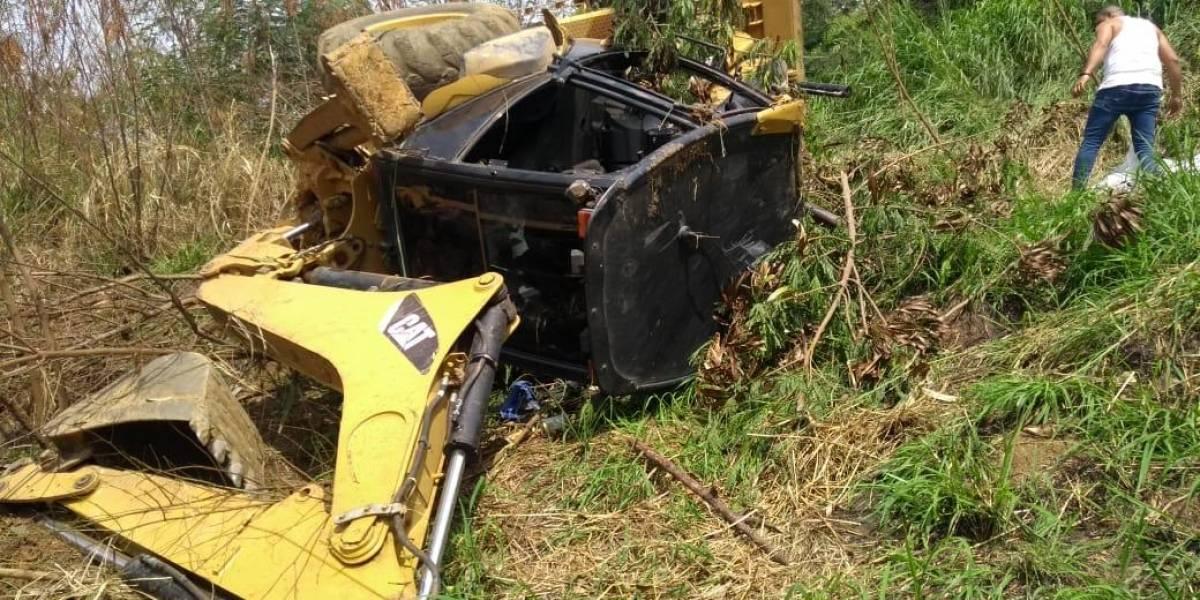 Terrible accidente: hombre murió aplastado por su propio vehículo
