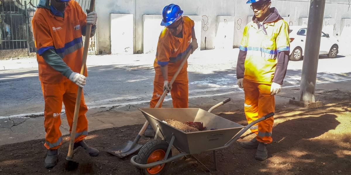 Avenida dos Bandeirantes será parcialmente interditada para obras de recapeamento