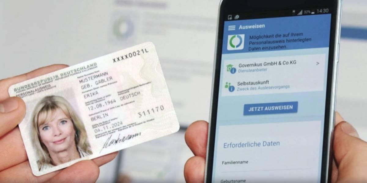 En Alemania comenzarán a usar sus iPhone como identificación personal digital