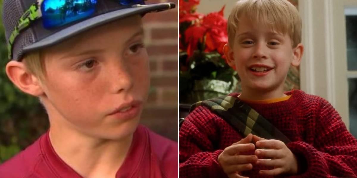 Esqueceram de Mim: Menino de 11 anos ataca assaltante que invadiu sua casa enquanto ele estava sozinho