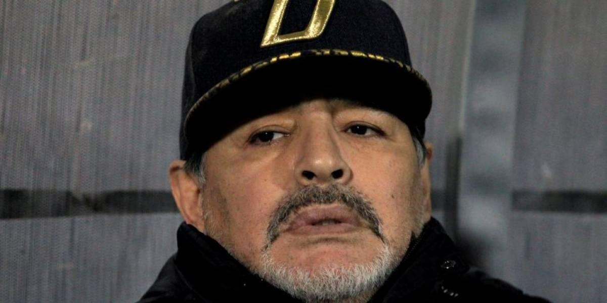 """Maradona explota contra la selección argentina: """"La camiseta la sentís, la CTM"""""""