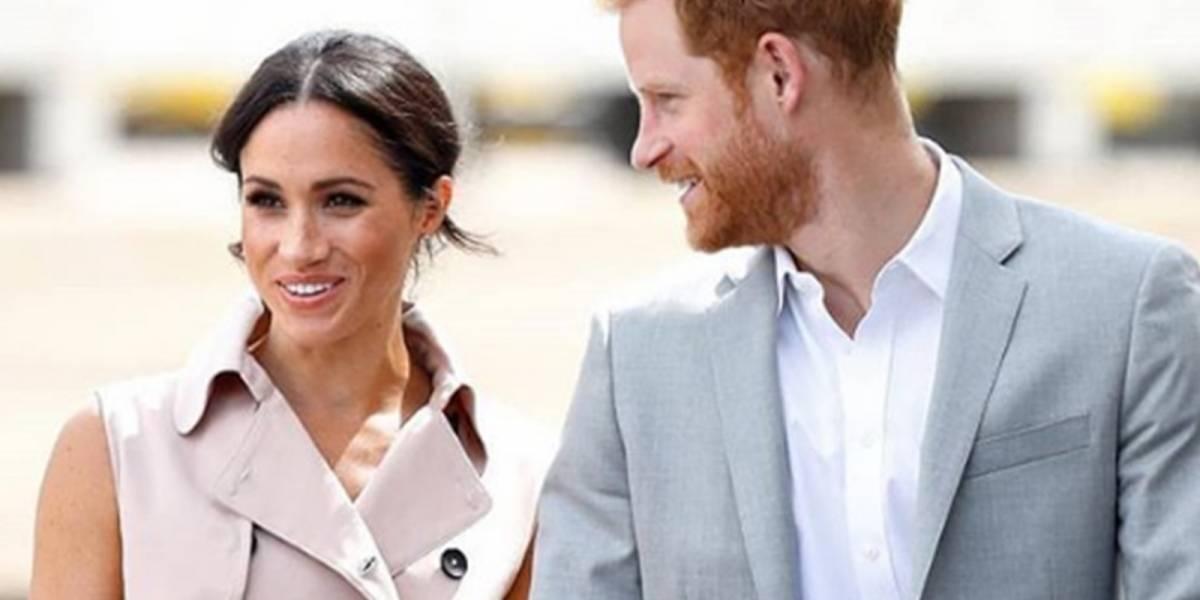 Miembro de la realeza trató de impedir la boda de Meghan y Harry
