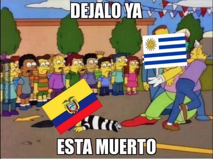Memes de Ecuador Internet
