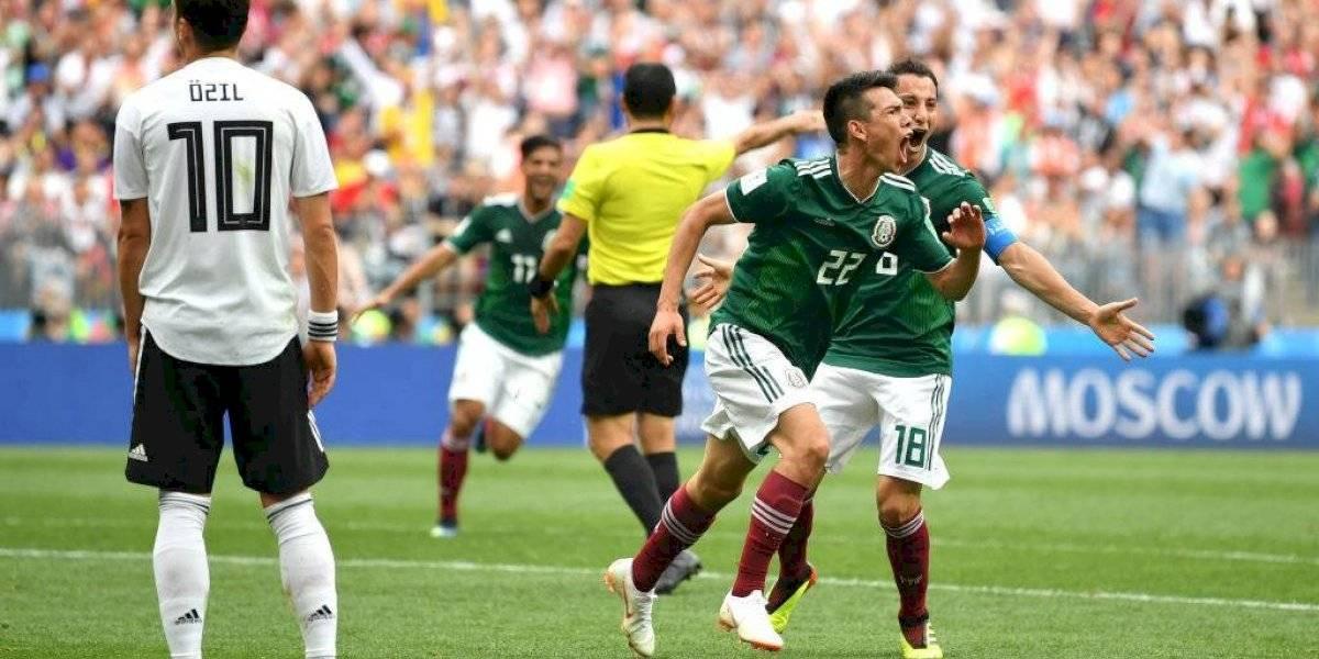 Se cumple un año del triunfo del Tri ante Alemania en el Mundial