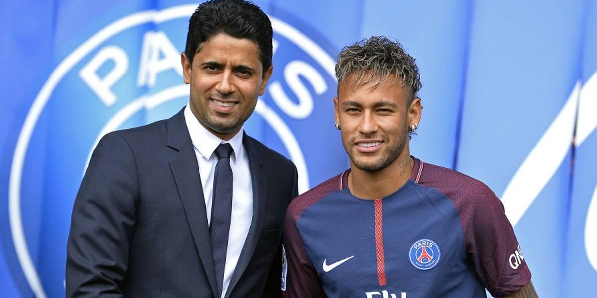 Presidente do PSG alerta Neymar e cobra mais comprometimento