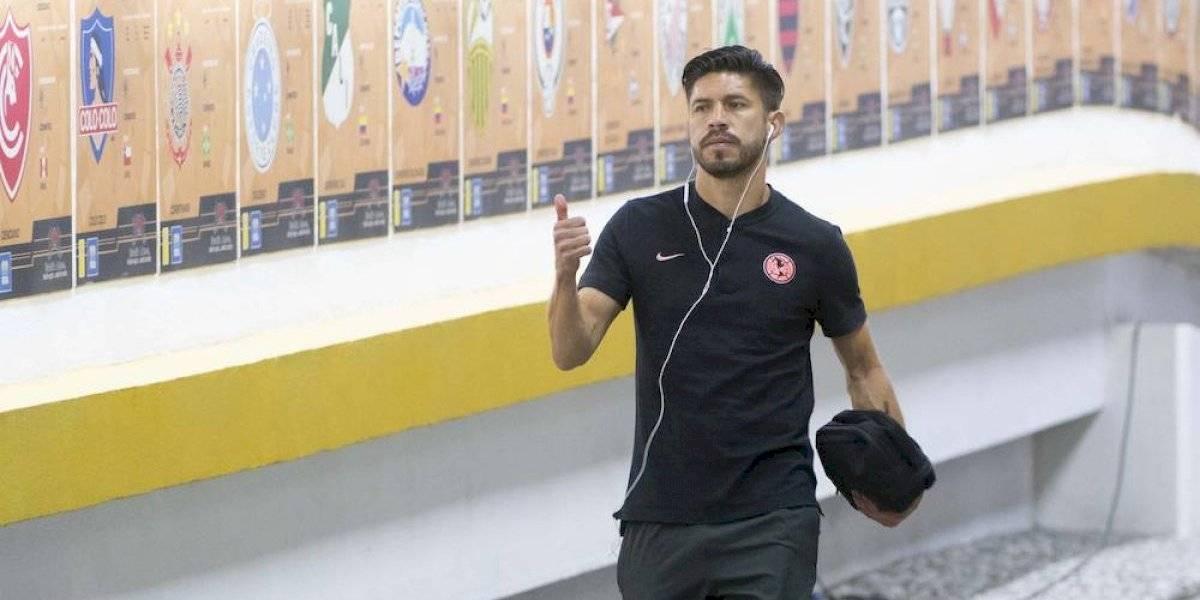 Oribe Peralta deja las Águilas; se va a Chivas