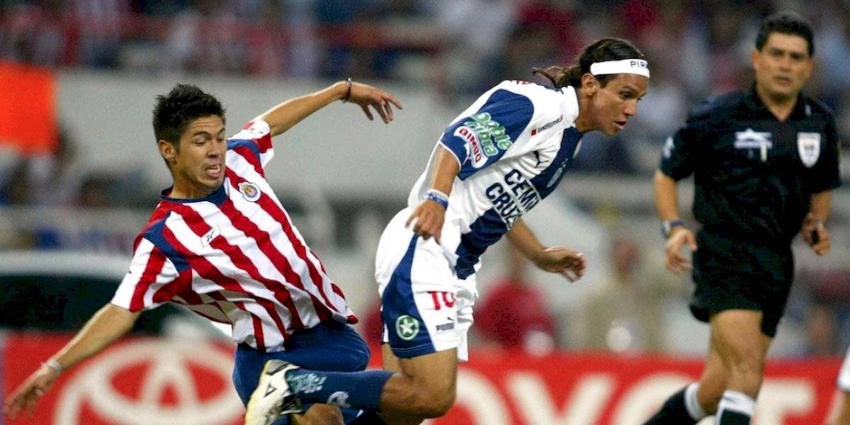 Así fue la primera etapa de Oribe Peralta en Chivas