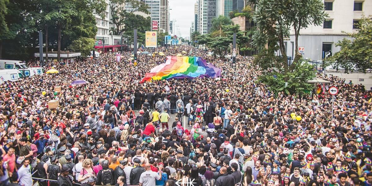 Parada LGBT+ deve reunir 3 milhões de pessoas na Paulista
