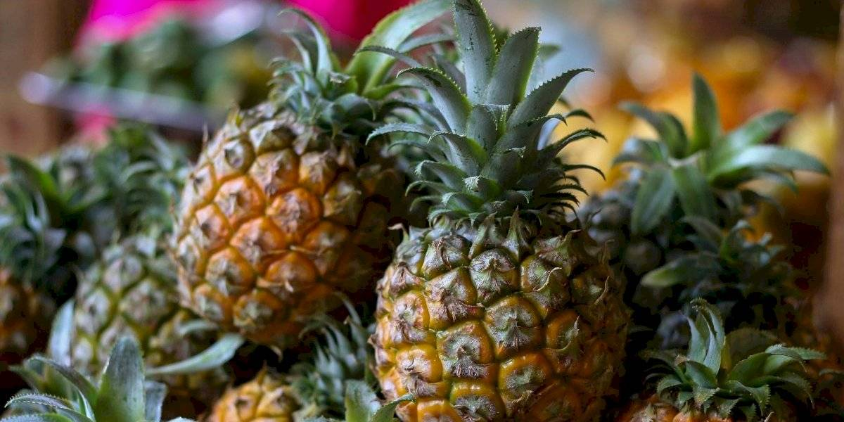 Vitamina detox de abacaxi para emagrecer e acelerar o metabolismo