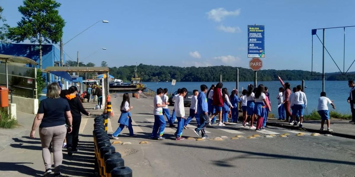 Roteiro Educador: Alunos de São Bernardo aprendem História em pontos importantes da cidade