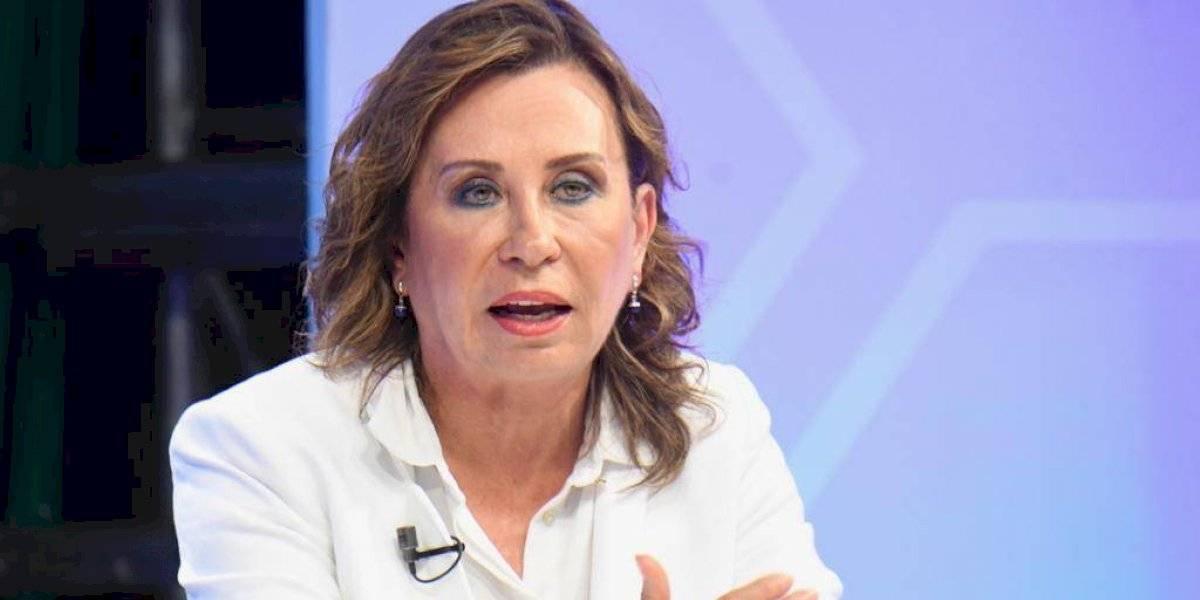"""Sandra Torres: """"En la política no se puede improvisar, tenemos un buen equipo y experiencia"""""""