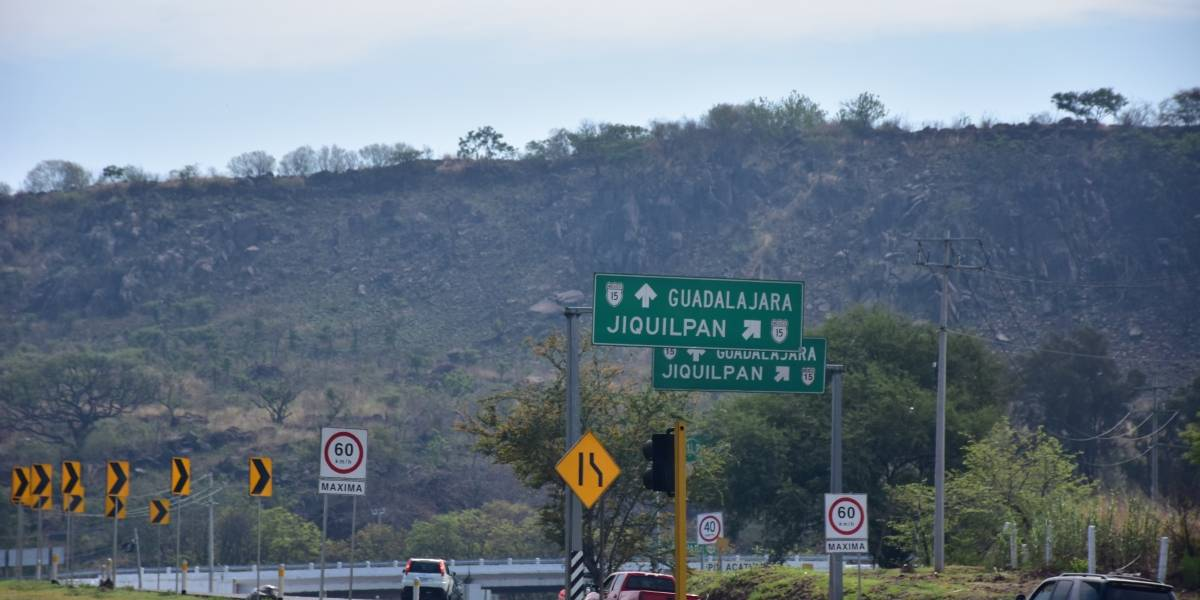 Inician obra para evitar accidentes en conflictivo crucero carretero de Jalisco