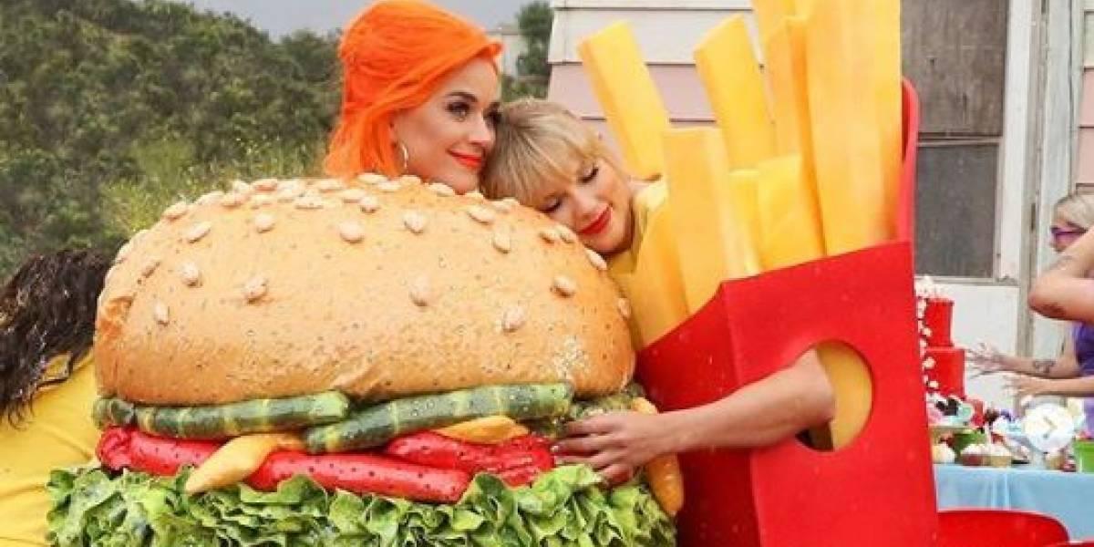 Taylor Swift y Katy Perry ponen fin a su pelea