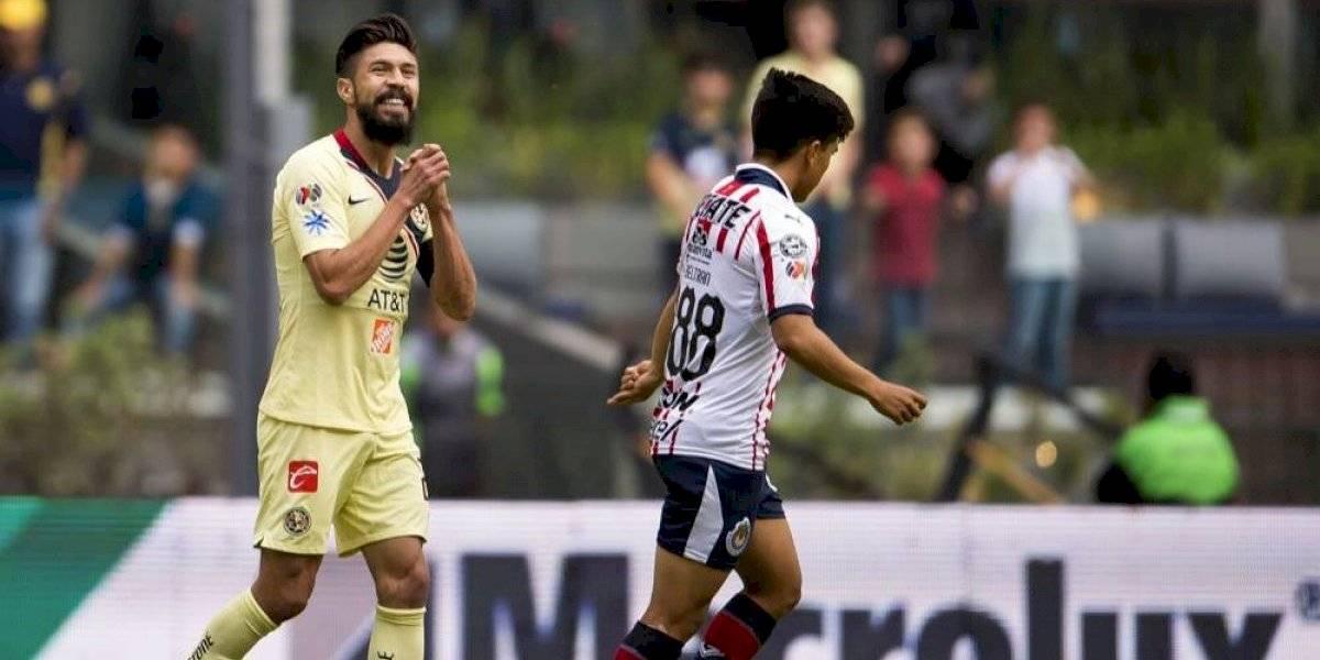 Oribe Peralta, nuevo futbolista de Chivas