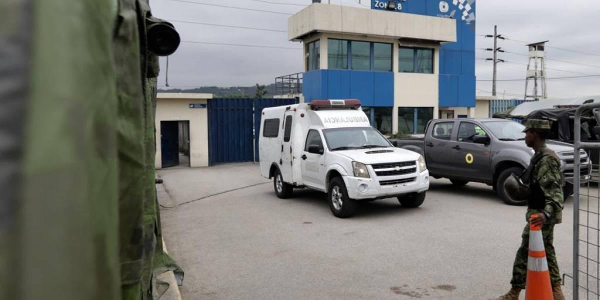 17 de junio: Reportan nuevo incidente en el Centro de Privación Regional
