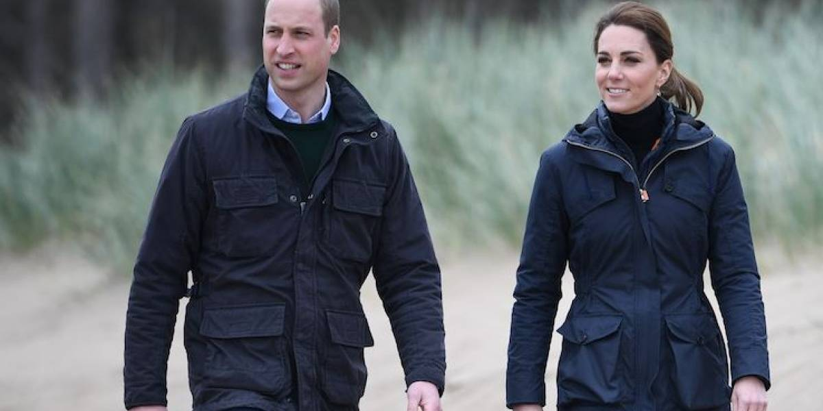 Las hermosas frases que el príncipe William ha dedicado a Kate Middleton