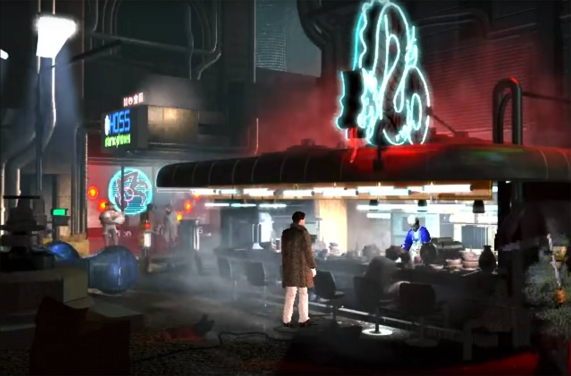 Blade Runner juego