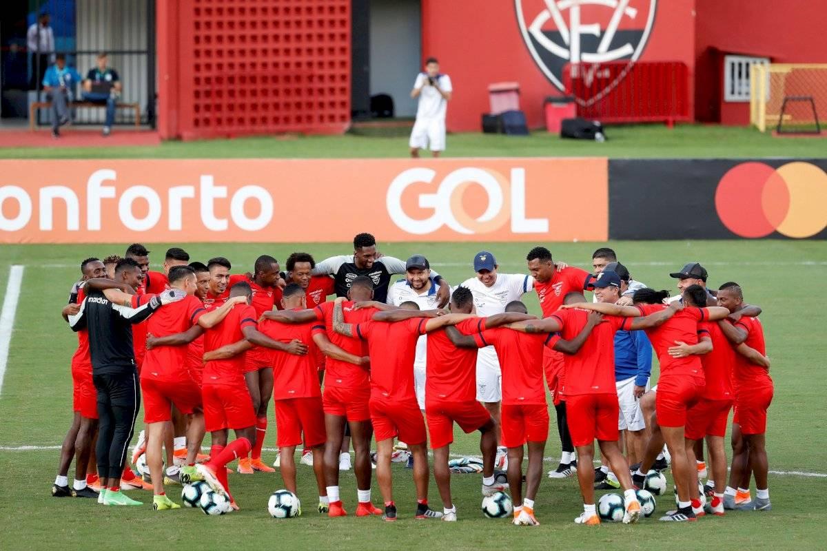 Se encienden las alarmas en la 'Roja': Vidal entrenó diferenciado