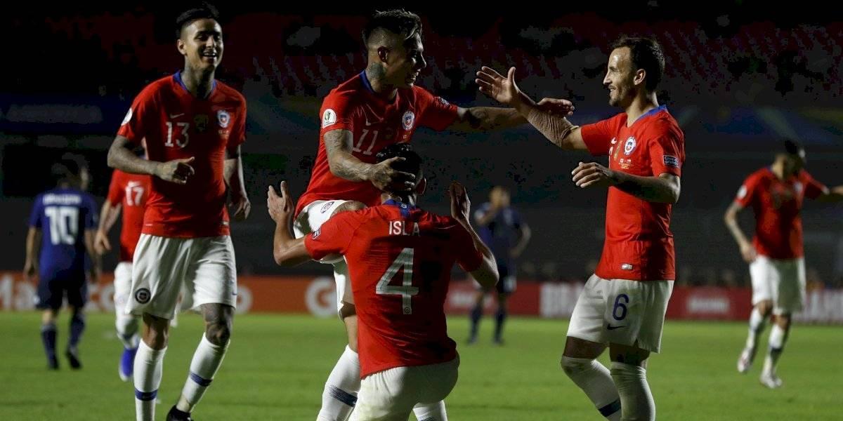 """Jorge Valdano no tiene dudas: """"Chile se muestra como un firme candidato a ganar la Copa América"""""""